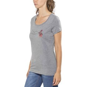 High Colorado Garda 2 Kortærmet T-shirt Damer grå